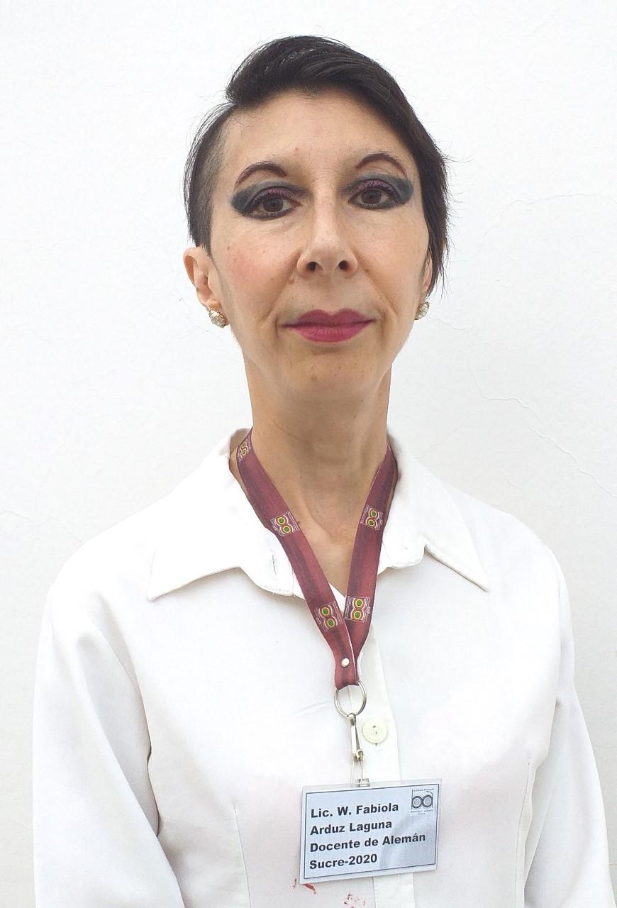Wilma Fabiola Arduz Laguna